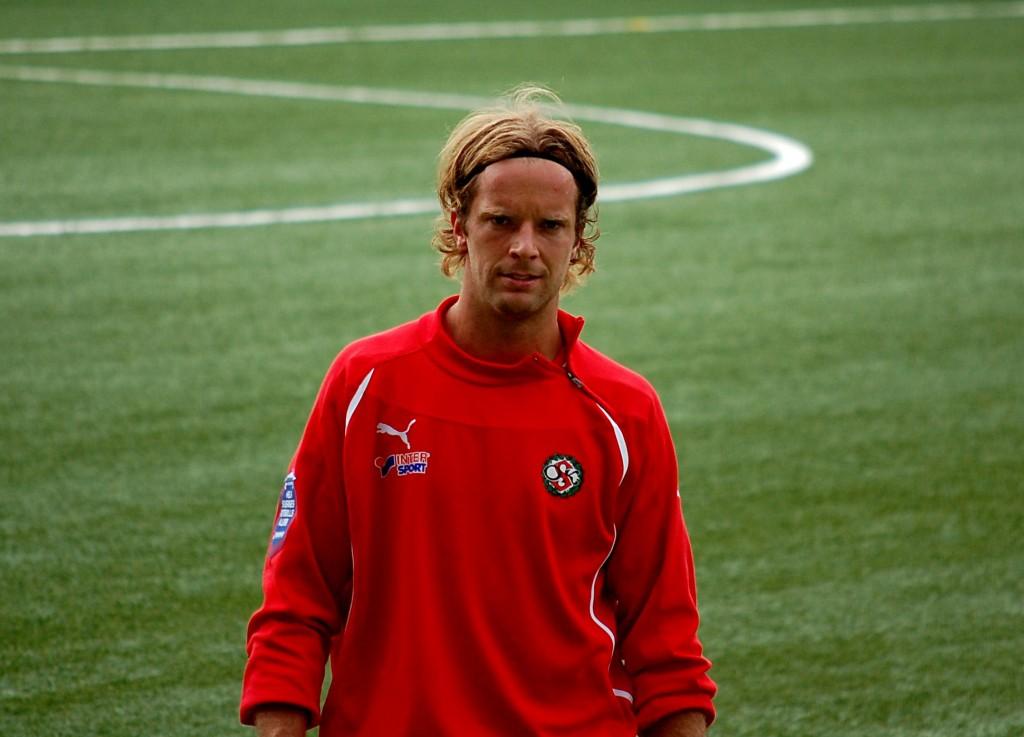 Simon Nurme har avslutat sin fotbollskarriär.