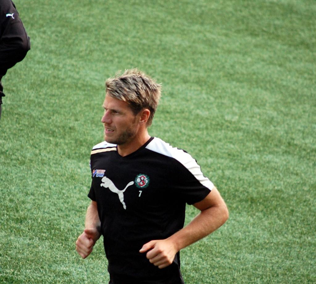 Alla goda ting är tre? Magnus Kihlberg ger BK Forward ytterligare ett år av sitt (tränar)liv.