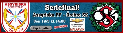 Seriefinal