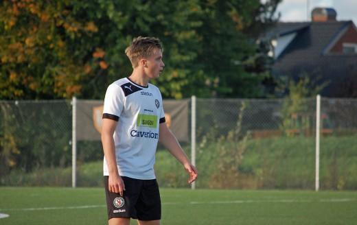 Rickard Hallgren: Bra start på hösten som ytterback.