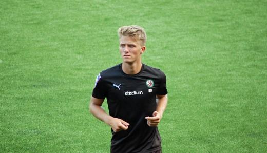 Anton Westerlund: Försvarsklippa, lagkapten och framspelare.