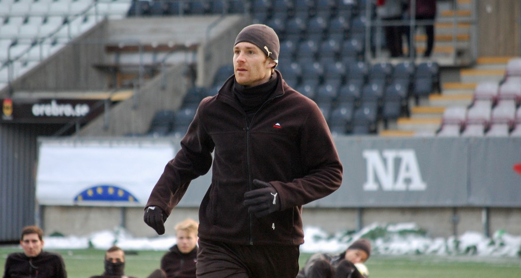 En säsong till för Magnus Wikström.