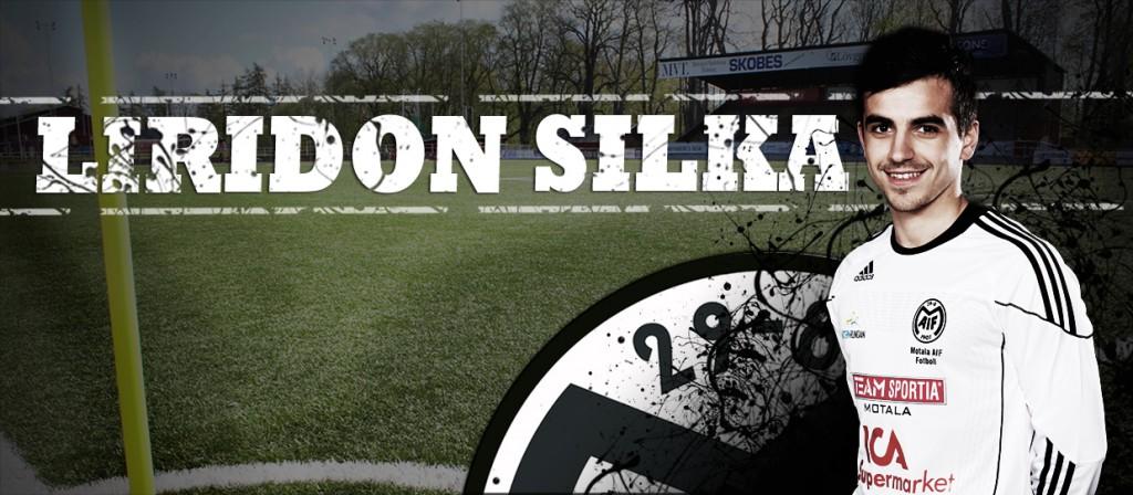 Liridon Silka (Foto: Motala AIF)
