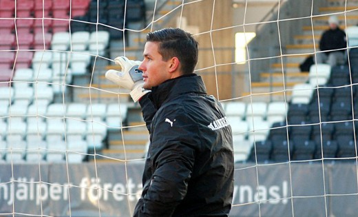 Jonas Sandqvist tar nya tag och hoppas på ett nytt kontrakt.