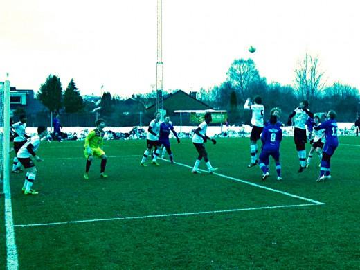 Knapp förlust för ÖSK U16 mot IFK Örebros seniorer (Foto: IFK Örebro)