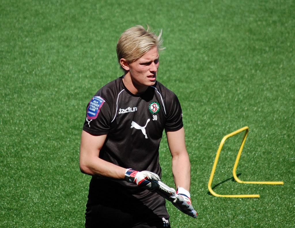 Jacob Rinne är uttagen till U21-landslaget.