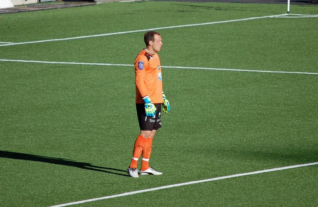 Ludwig Berström räddade en poäng åt ÖSK i U21-matchen mot IFK Norrköping.