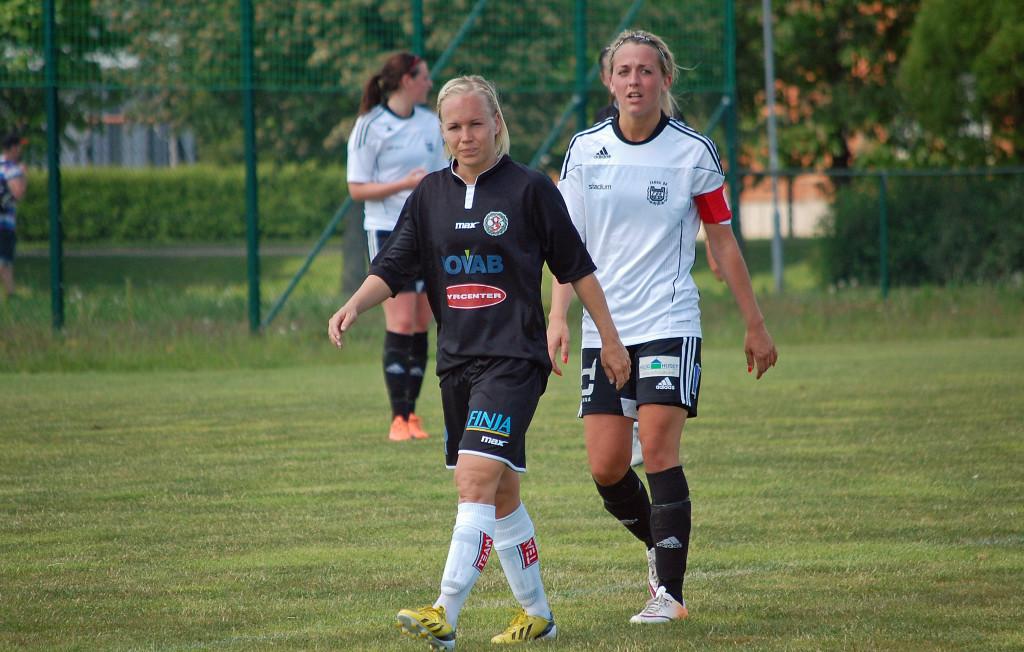 Hanna Åbom blir ny lagkapten i ÖSK Söder.