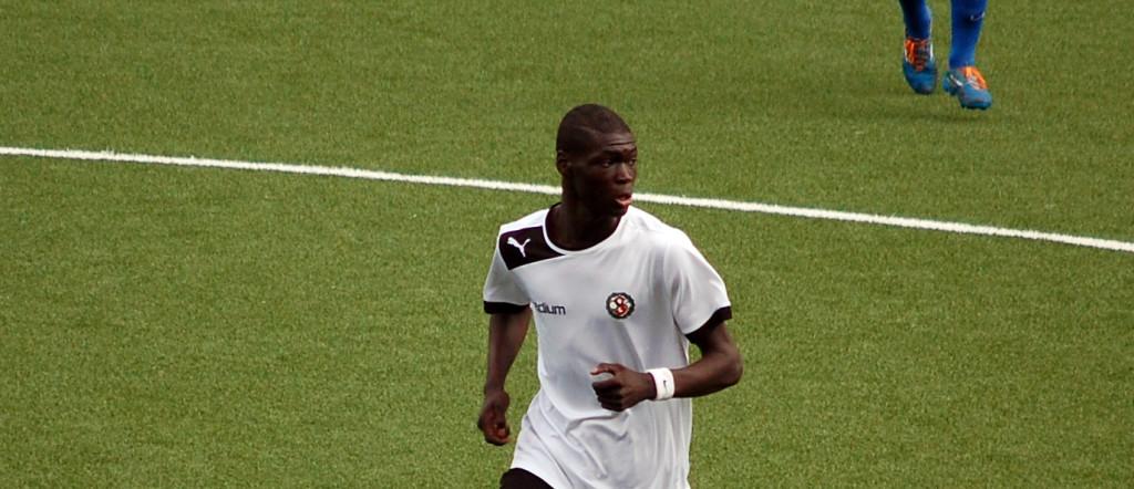Ebrima Jaithes tre mål tog ÖSK till DM-final i klass P16.