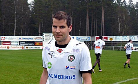 Stefan Rodevågs mål mot Myresjö i Svenska Cupen var vad som behövdes för att ta ÖSK till nästa omgång.