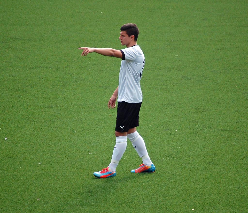 Christer Lipovac uttagen till P18-landslaget.