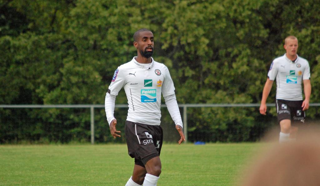 Mohammed Saeid (DM-matchen mot SKöllersta).