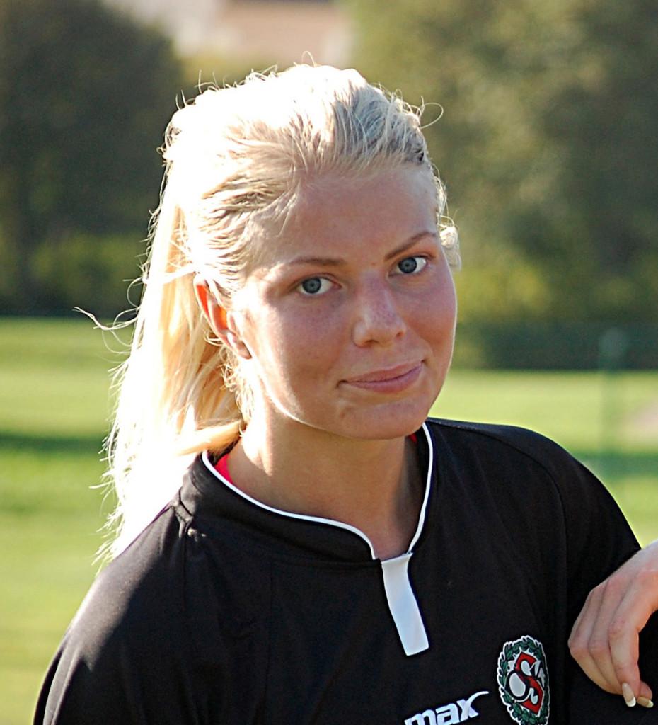 Emma Tivemo - matchhjälte dagen efter.