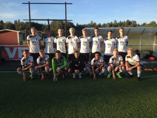 U16 i Karlstad