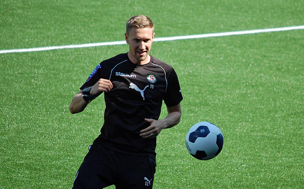 Målrekord för Pode hos ÖSK.
