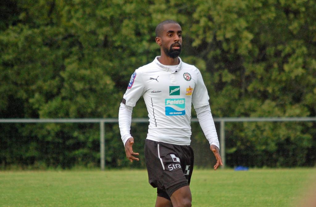 Mohammed Saeid har chansen att bli MLS-mästare i fotboll. Det smäller lite högre än en vinst i DM på Sköllervallen.
