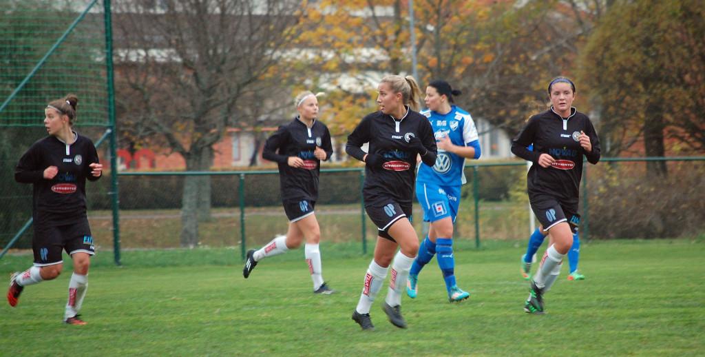 ÖSK Söder stod upp bra mot IFK Kalmar i dagens kvalmatch på GPP IP.