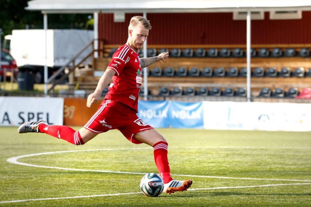 William Olausson (Foto: Norrbottenskuriren)