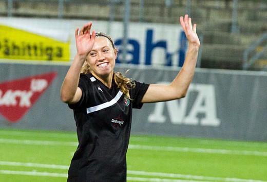 Freja Olofsson (Foto: Wilma Brogren)