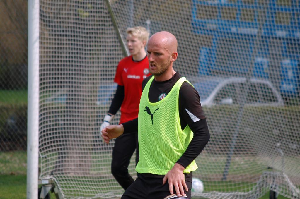 Tobias Nilsson - tillbaka i Örebro.