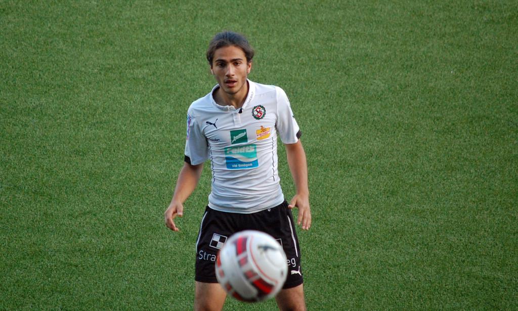 Mirza Turans två straffmål mot Djurgården räckte inte till seger.