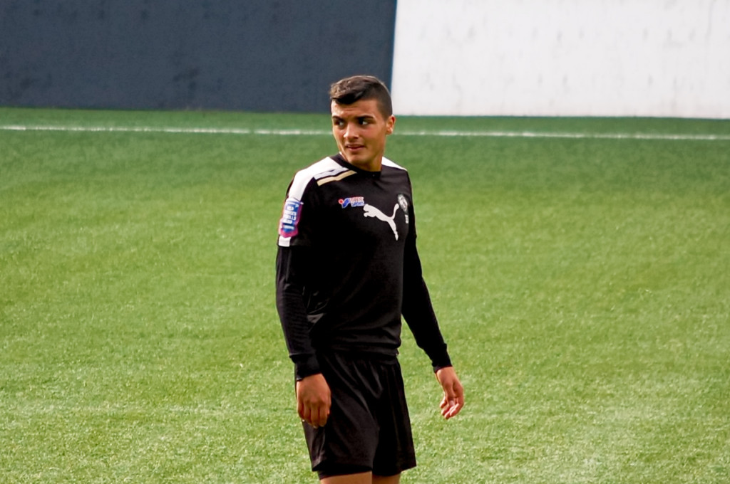 Ahmed Yasin spelar sitt livs match, då Irak möter Sydkorea i de asiatiska mästerskapens semifinal.