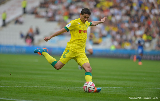 Alejandro Bedoya, Nantes FC
