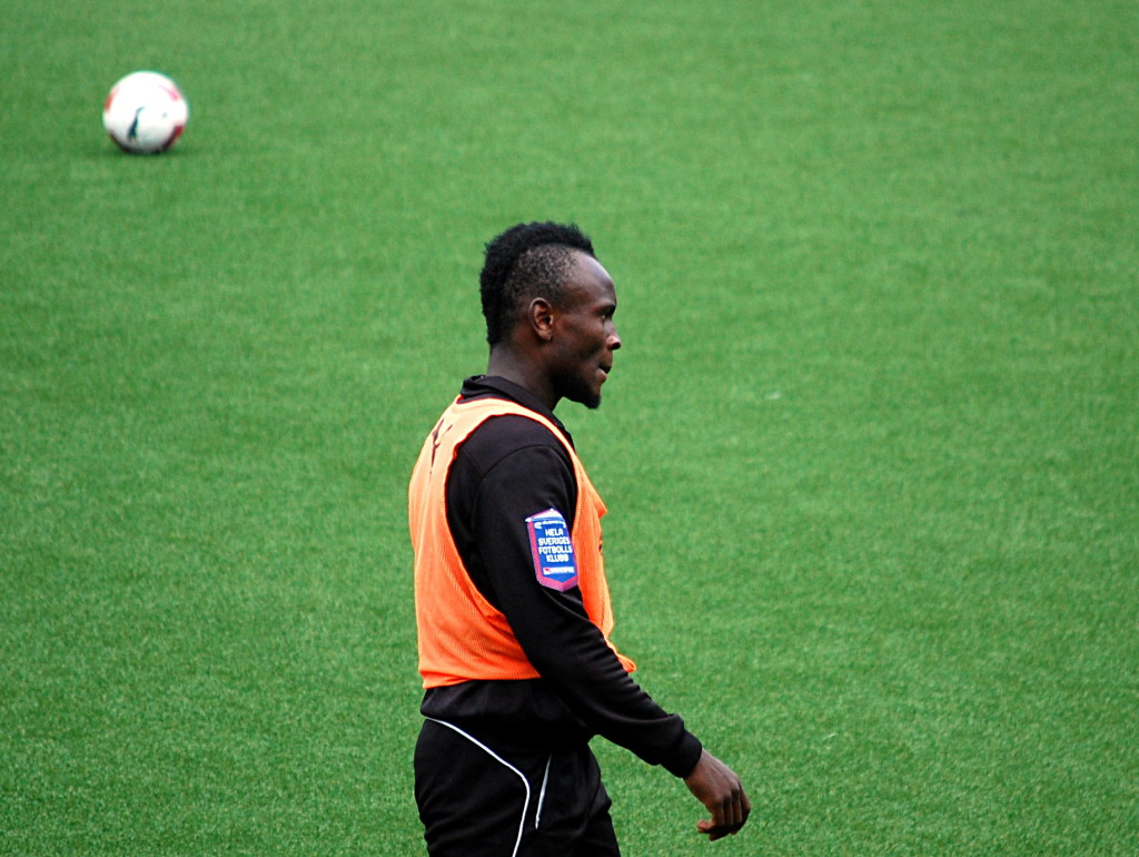 Samuel Mensah har en del att fundera på inför årets säsongsstart.