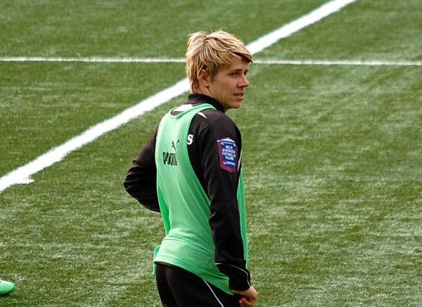 IFK Göteborg hoppas på Riku Riski som Lasse Vibes efterträdare.