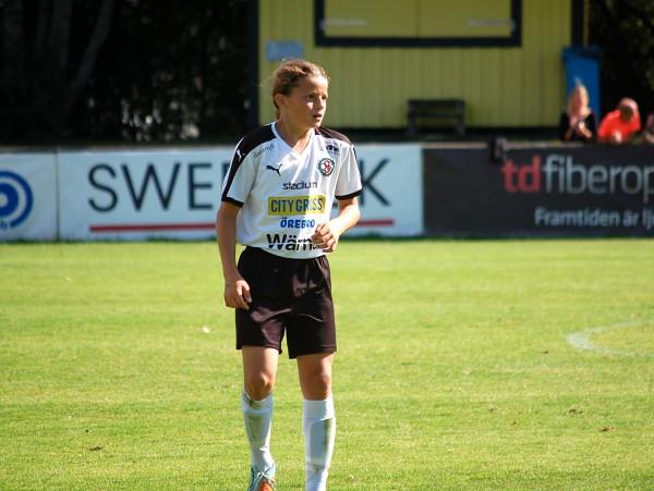 Dino Salcinovis två långskott bäddade för ÖSKs halvtidsledning.