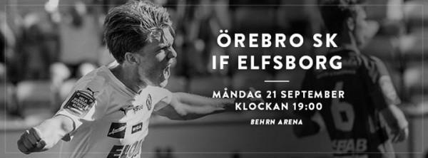 ÖSK - Elfsborg