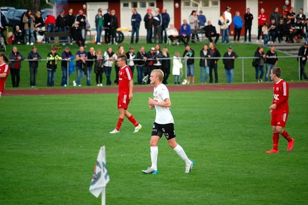 Kalle Holmberg med fem mål var planens kung.