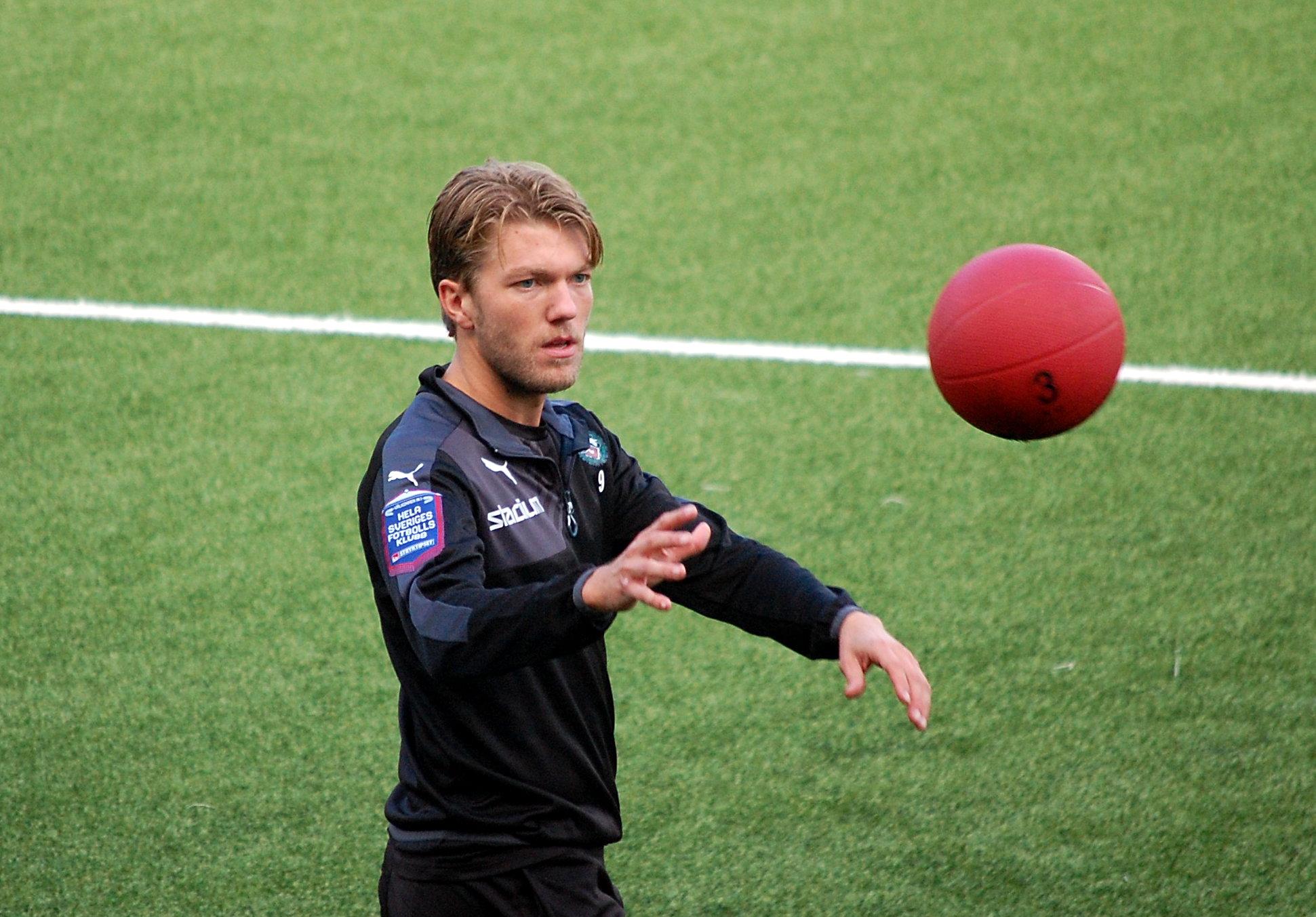 Martin Broberg får inrikta sig på rehabträning. d61ab302aa62a