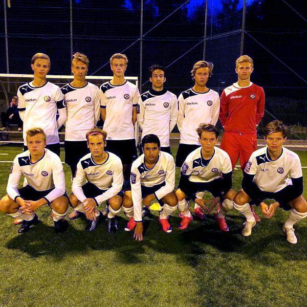U16 mot Djurgården