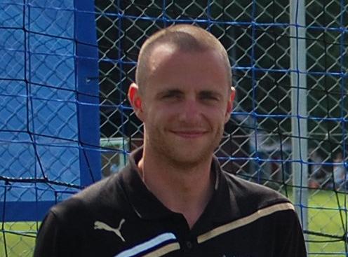 Niclas Collgård tar ledigt från fotbollen för att bli pappa.