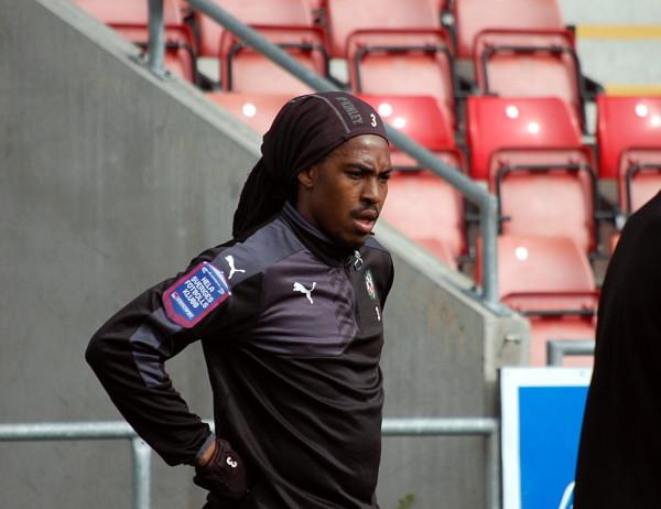 Ayanda Nkili fick lämna ÖSK efter tre år på Behrn Arena.