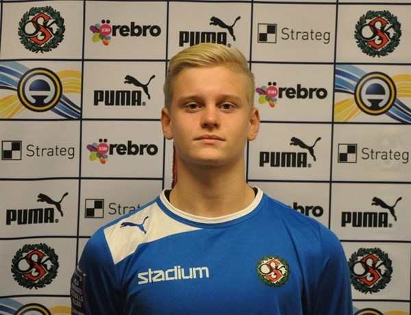 Simon Gustafsson (Foto: Lagets webbsida)