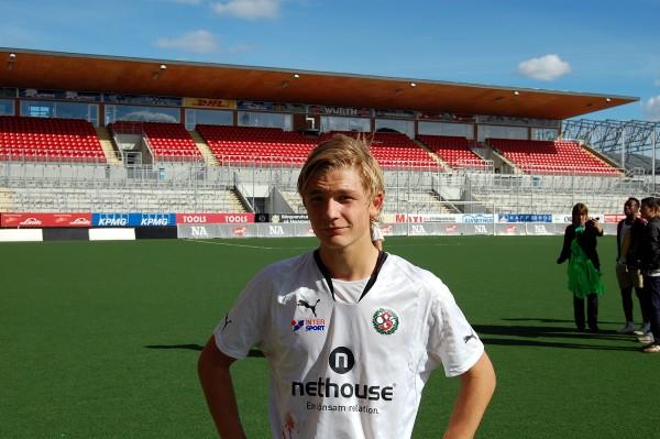 Adam Eriksson (hösten 2010)