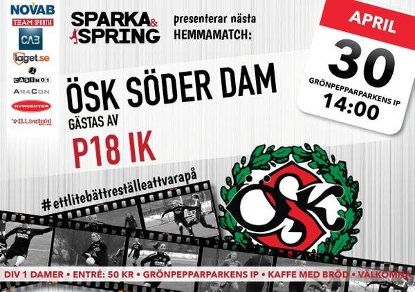 Söder Dam - P18