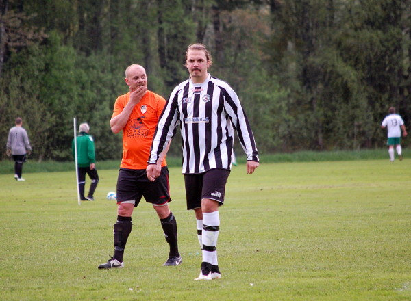 """Patrik """"Putte"""" Hedströms två mål bidrog i hög grad till Söderherrarnas mirakelvändning."""