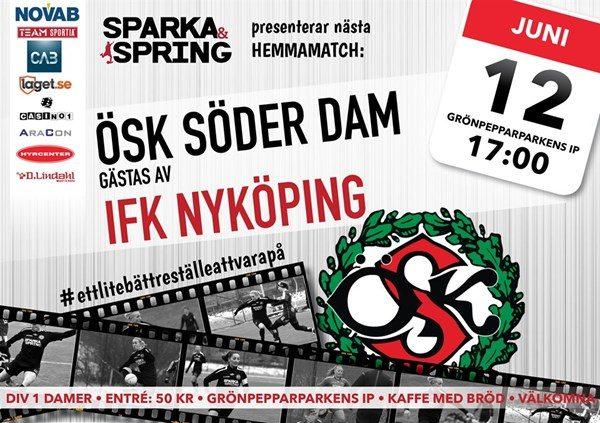 Söder - Nyköping
