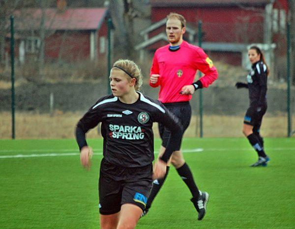 Ebba Lundqvist är kallad till en elitsamling på Bosön.
