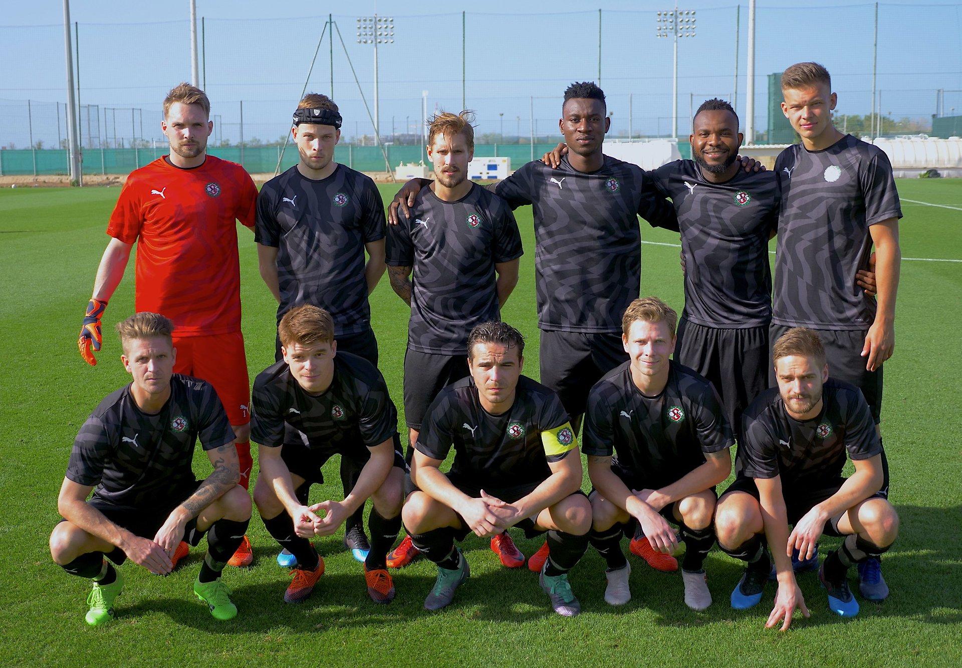 Försäsong 2019  Örebro SK – Pakhtakor Tashkent 2-2 (1-1) 8cd047598d33c